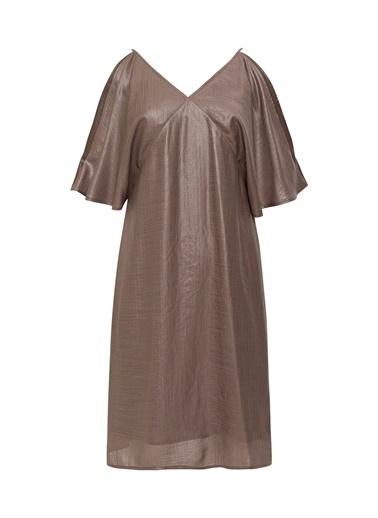 Vekem-Limited Edition Elbise Vizon